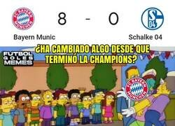Enlace a Bayern 8 a 0 Schalke