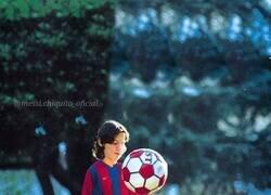 Enlace a 20 años desde la llegada de Messi Chiquito al Barça