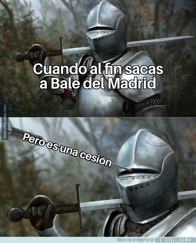 1116075 - Ay pobres madridistas, no venden a Bale ni pa atrás
