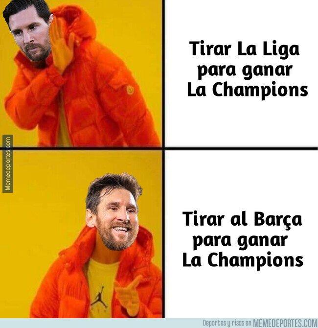 1116118 - Ahí está tu héroe, probablemente su última temporada en Barcelona