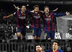 Enlace a El adios a uno de los mejores tridentes que nos dio el fútbol