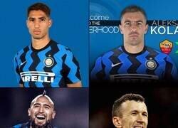 Enlace a Cuidado que el Inter se esta armando fuertemente