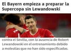 Enlace a El Sevilla podría tener una preocupación menos