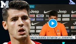 Enlace a El vídeo que mejor resume el fútbol moderno. Por Álvaro Morata.