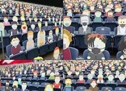 Enlace a Los Denver Broncos llenaron una grada con todos y cada uno de los personajes de South Park