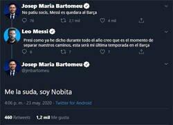 Enlace a La respuesta de Bartomeu a Messi
