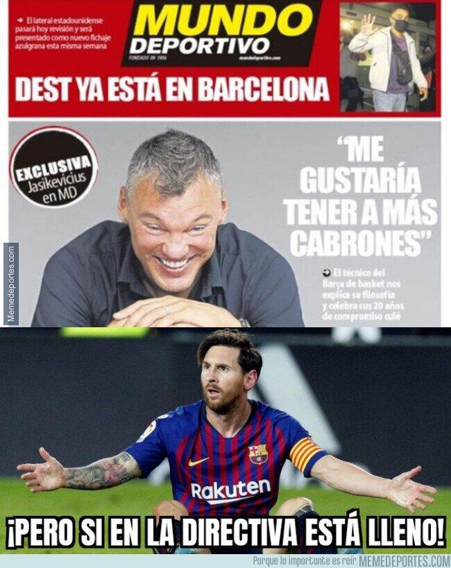 1116887 - Messi sabe donde encontrarlos dentro del club
