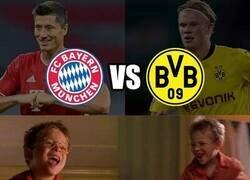 Enlace a ¡Día de Supercopa alemana!