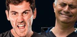 Enlace a Iker Casillas se ve envuelto en una pelea tuitera con un seguidor Madridista fanboy de Mourinho que queda realmente mal