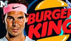 Enlace a Burger King trolea de forma brillante a McDonalds con Nadal y su victoria en Roland Garros