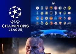 Enlace a Octubre, mes de... ¡Champions League!