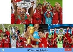 Enlace a El Bayern esta a un título de hacer historia