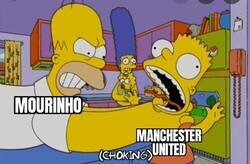 Enlace a Mourinho no tolera al United