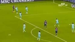 Enlace a Tremenda asistencia de Mbappé vs Angers