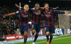 Enlace a El nuevo tridente mágico del Barça