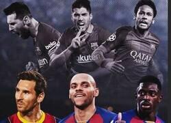 Enlace a El mal envejecimiento del Barça