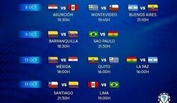Enlace a Hoy arrancan las eliminatorias más duras de todas para el Mundial