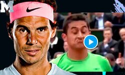 Enlace a El video del presagio de Nicolás Almagro sobre Rafael Nadal en Roland Garros en 2008 que se volvió viral