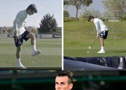 Enlace a Riqui Puig debe caer bien a Gareth Bale