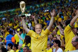Enlace a Ah, mirá vos. No sabía que Florentino tenía acciones por Sudamérica.