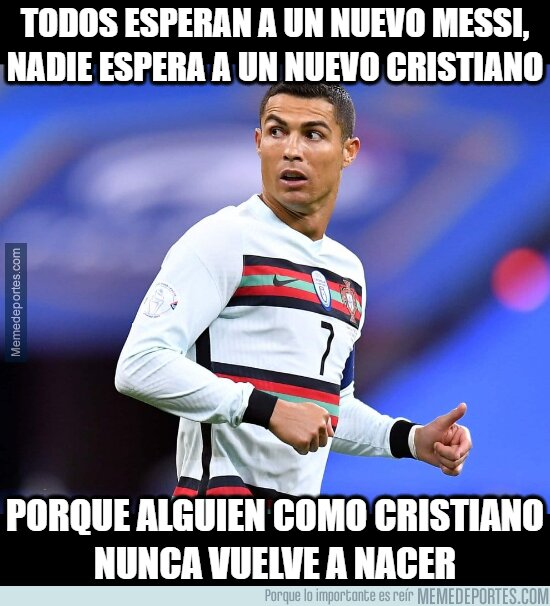 1118047 - Cristiano es irrepetible
