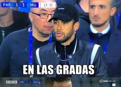 Enlace a Manchester United, el calvario de Neymar.