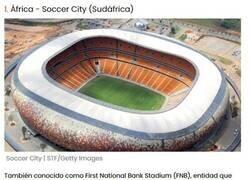 Enlace a Estos son los estadios de fútbol más grandes de cada continente