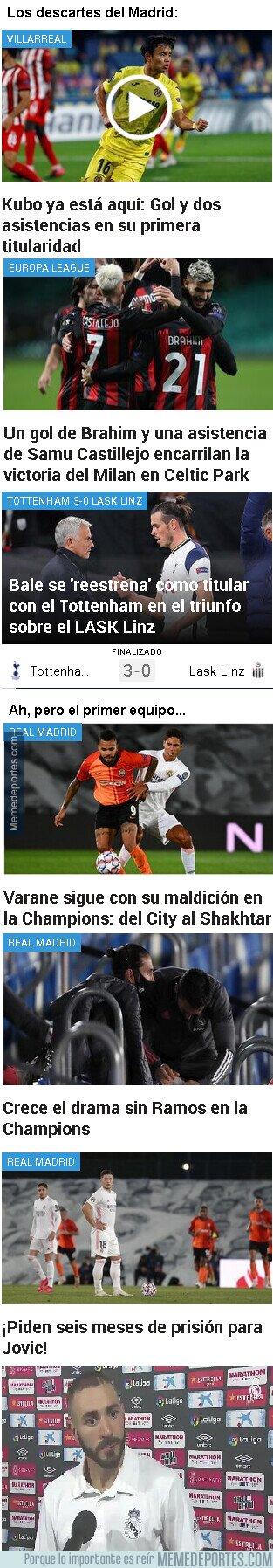 1118641 - Mientras tanto en el Real Madrid