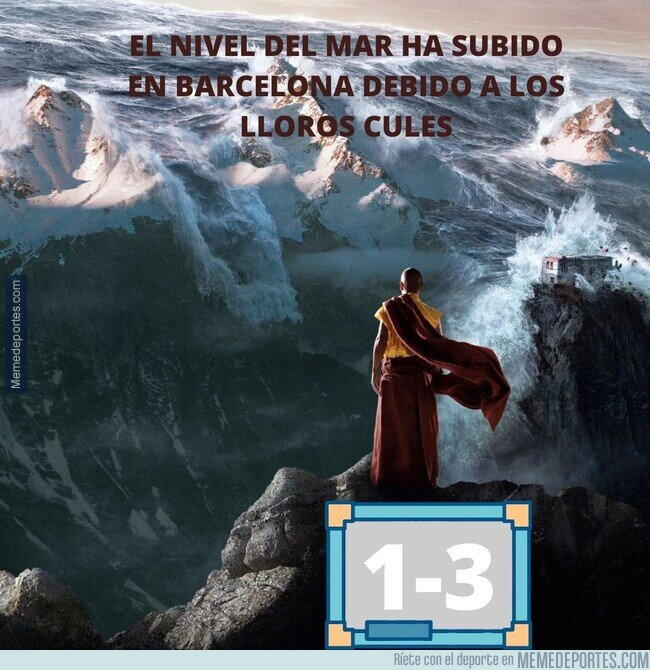 1118831 - Menuda hay liada en Barcelona