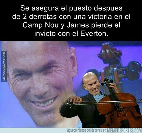 1118940 - Fin de semana redondo para Zidane