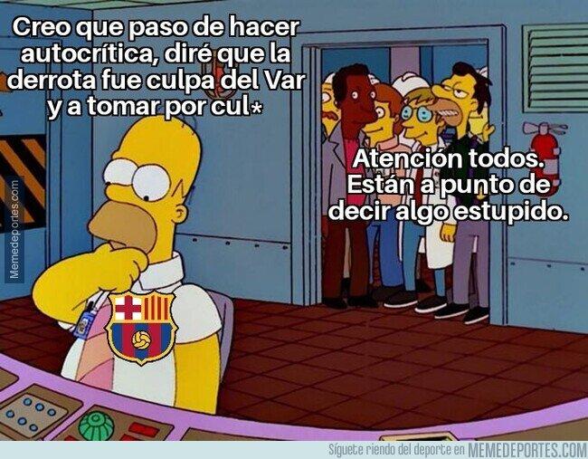 1119007 - No, Barcelonistas, con esta mentalidad de equipo pequeño no se llega a ningún lado