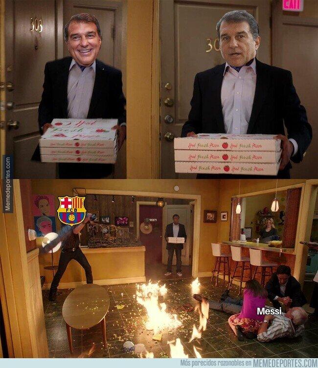1119123 - Laporta llegando a la directiva del Barça