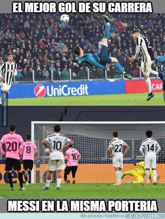 1119341 - Diferencias entre Cristiano y Messi