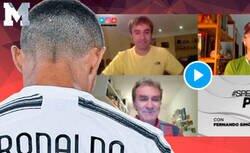 Enlace a Fernando Simón le acaba de pegar un ZASCA monumental a Cristiano Ronaldo tras insultar a las pruebas PCR