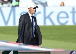 Enlace a Mientras tanto Zidane...