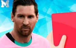 Enlace a Es más encontrar la cura del Covid-19 que expulsar a Messi