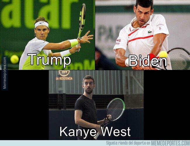1119782 - La carrera presidencia explicada con tenistas