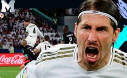 Enlace a Los 10 goles más importantes de Sergio Ramos con el Real Madrid