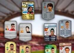 Enlace a Las primeras cartas FIFA de los jugadores del Atlético de Madrid