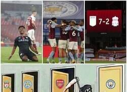 Enlace a El Aston Villa está 'on fire'