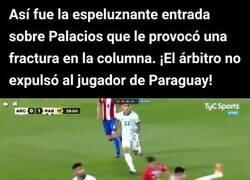 Enlace a Romero le hace un Zuñiga a Palacios