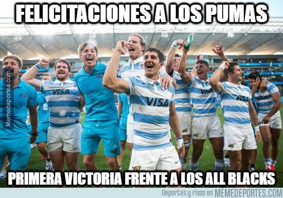 1120406 - Felicitaciones a los Pumas
