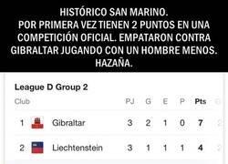 Enlace a Proeza de San Marino en la Nations League