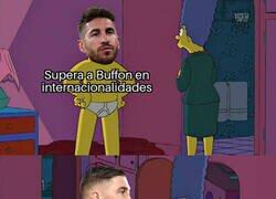Enlace a Una noche de récords para Ramos