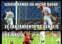 Enlace a Lo ha logrado Sergio Ramos