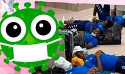Enlace a El bochornoso trato a la selección de Gabón por falta de profesionalidad en el aeropuerto de Gambia