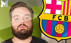 Enlace a La cuenta oficial del Barça e Ibai se enzarzan en esta conversación cachonda y le prometen este regalo si llega a 50.000 likes