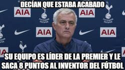 Enlace a Mourinho está de vuelta