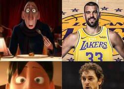 Enlace a Un Gasol en los Lakers de nuevo