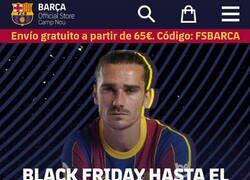 Enlace a Gracias por tanto Barça